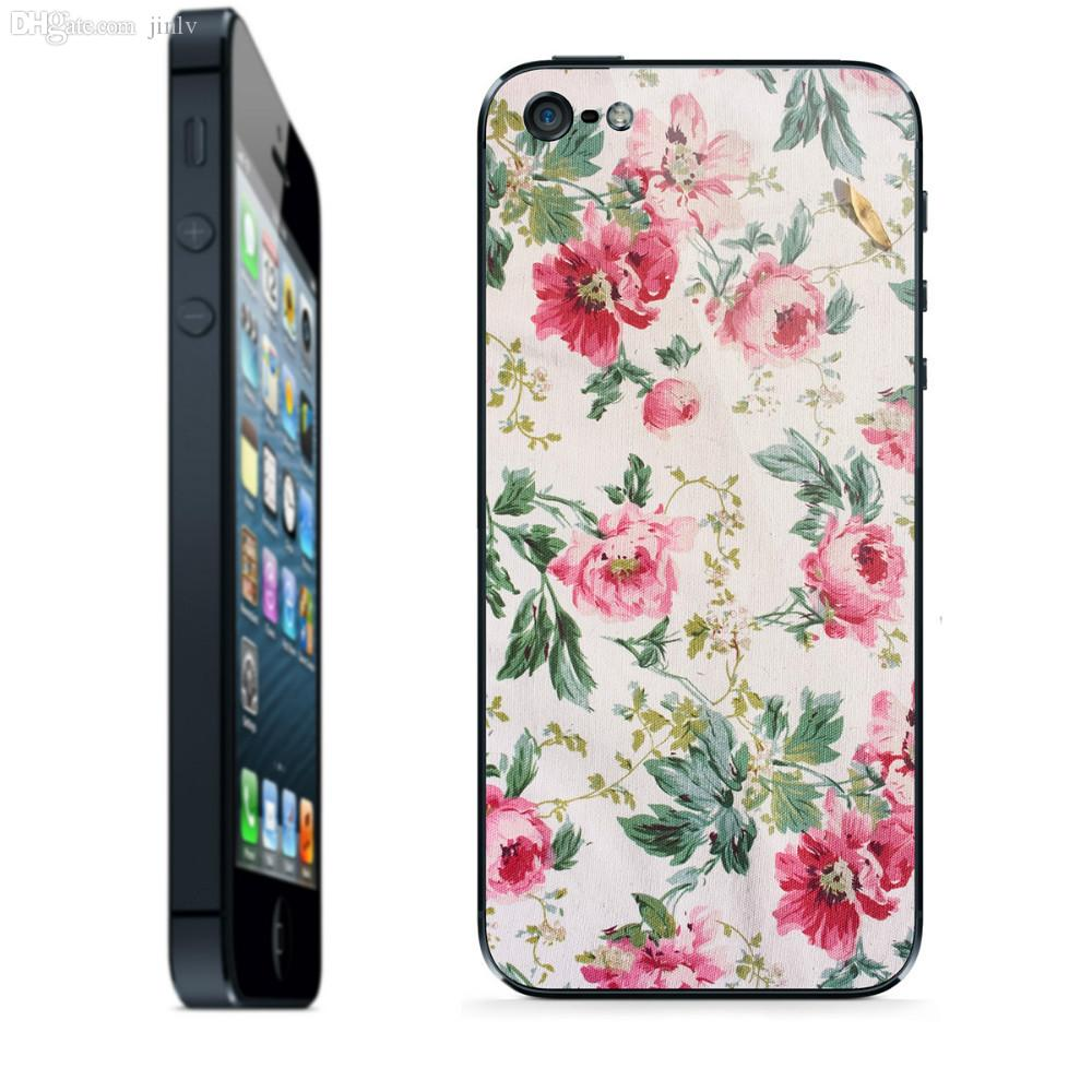 2019 wholesale new 3m material soft skin sticker for phone 5 back decals sticker bed sheet mobile phone stickers from michall 20 47 dhgate com