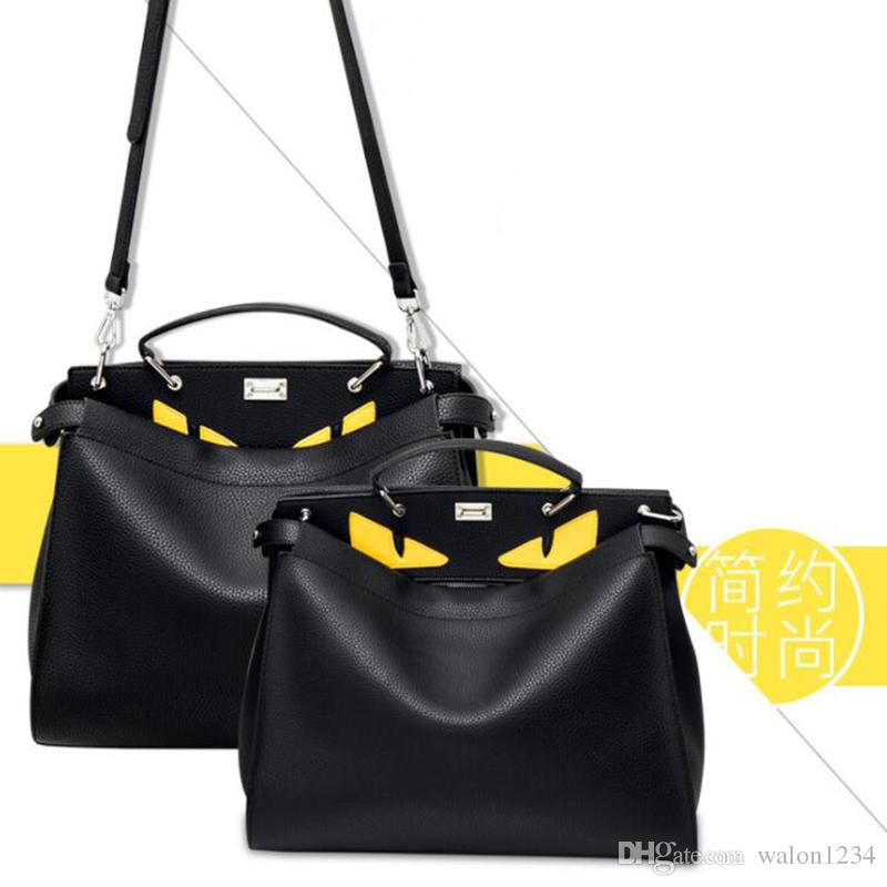263248a85d New Luxury Handbags Women Bags Designer Large Monster Bags Brand Men Women  Genuine Leather Totes Famous Men S Laptop Bags Cheap Purses Handbags For  Women ...