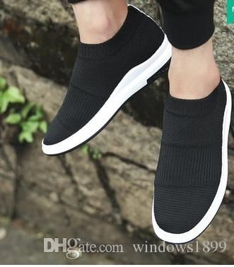 New Fashion 2018 Men S Casual Shoes Brand Mens Trainers Walking