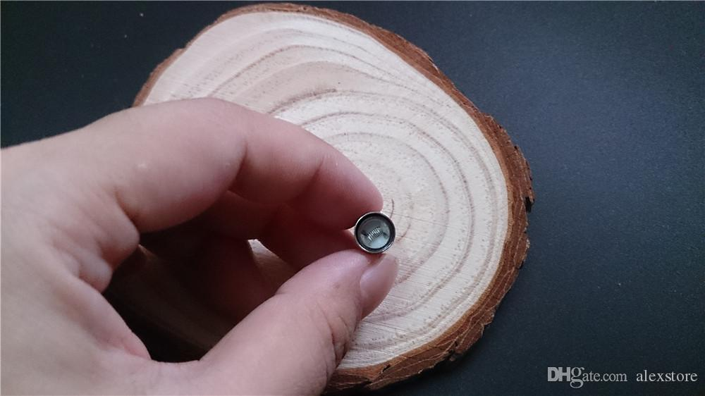 Плоская форма сменное ядро восстанавливаемое эго сменная головка катушки для Micro G Elips gpen Jag воск сухой травы испаритель травяная ручка