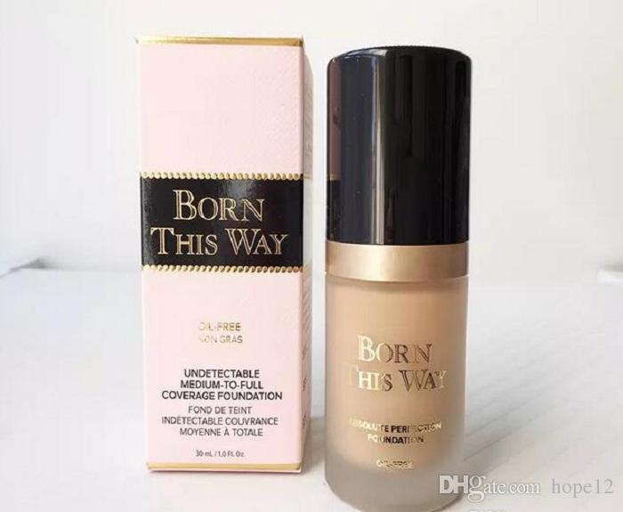 NEW Makeup Born This Way COVERAGE Foundation Liquid 30ML