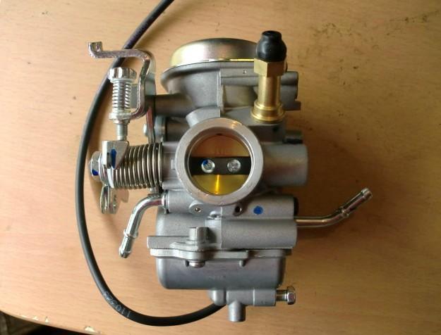Suzuki Savage Air Fuel Mixture Screw