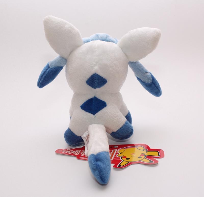 8 estilos serie de bolsillo de 6 pulgadas Pikachu peluche de juguete Umbreon Eevee Espeon Jolteon Vaporeon Flareon Glaceon Leafeon muñeca de peluche juguetes de peluche