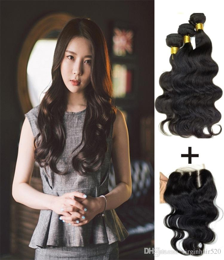 Cheap cheap human hair extensions unprocessed peruvian hair india cheap cheap human hair extensions unprocessed peruvian hair india hair body wave high quality brazilian hair weave with 3 part hair closure 31 cheap human pmusecretfo Images