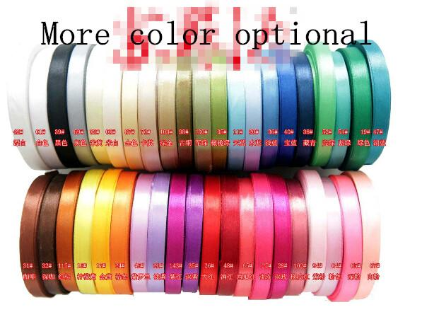 "15% off hot sale fashion 25yards/ROLL Wedding ribbon 3/8""10mm single-sided ribbon Gift Packaging accessories wedding decoration"