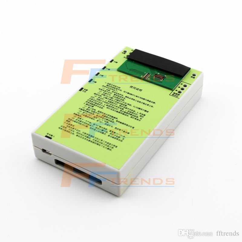 LCD 테스터 터치 스크린 디지타이저 디스플레이 아이폰 4에 대 한 테스트 무료 4S 수리 도구 기계 높은 품질