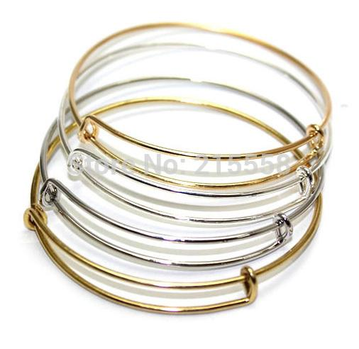 Alex And Ani Expandable Wire Bangle Bracelet For Diy