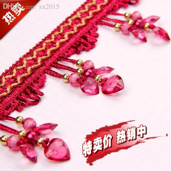 Shop Costume Accessories Online, Wholesale Wholesale Lace Fringed ...