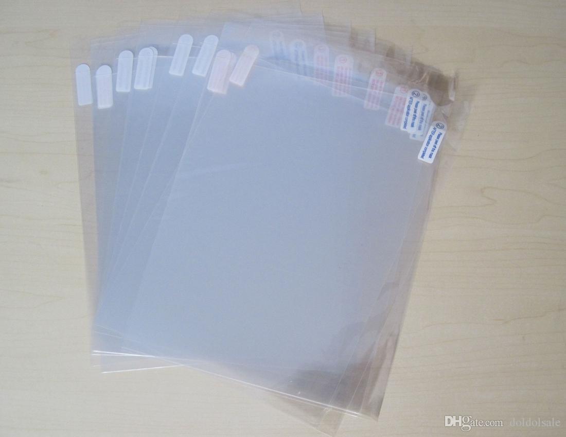ultra transparente protetor de tela lcd para lenovo yoga guia 3 10 850f yt3-850f tablet pro película protetora sem pacote de varejo