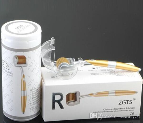 192 needles zgts derma roller system for acne scar reduction skin care wrinkle removal/ZGTS