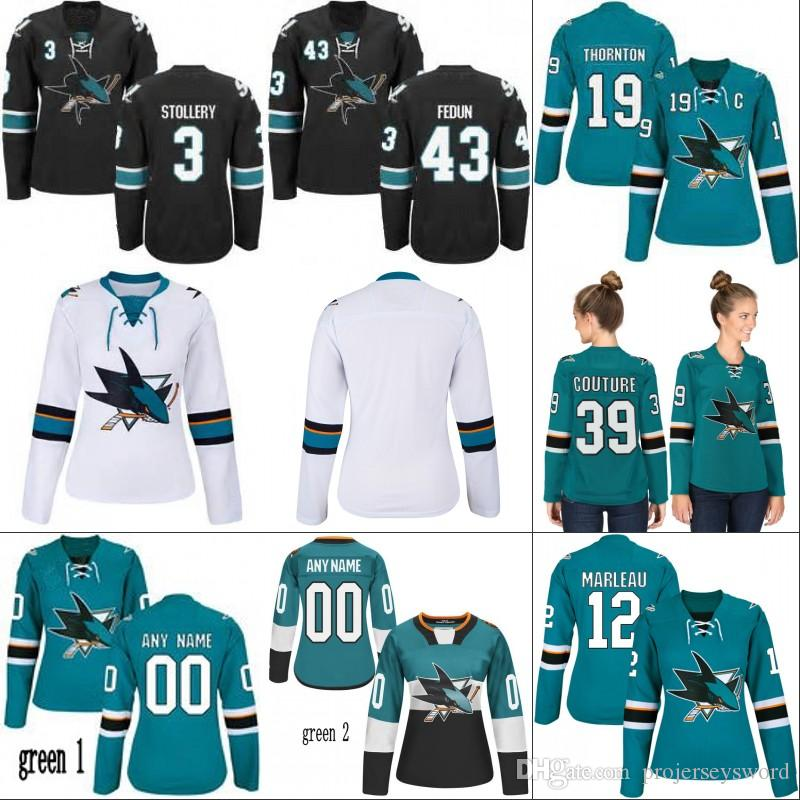 113ad7aabeb coupon code for 2018 lady san jose sharks jersey 12 patrick marleau 20  marcus sorensen 68