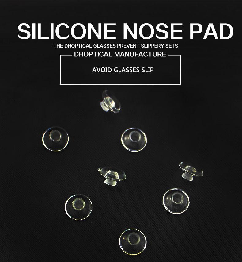 실리콘 코 패드 코 패드 는 CY027 도매 무료 shippig 낮은 가격에 부품 푸시 안경