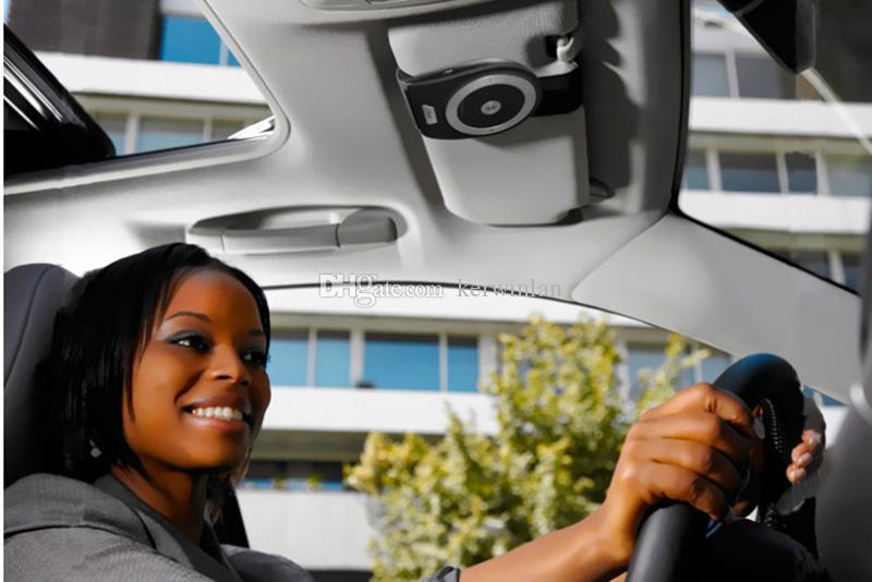 새로운 T821 블루투스 차량용 키트와 마이크 블루투스 스피커 핸즈프리 스피커폰 음악 플레이어 자동차 Mp3 삼성 아이폰 무료 배송