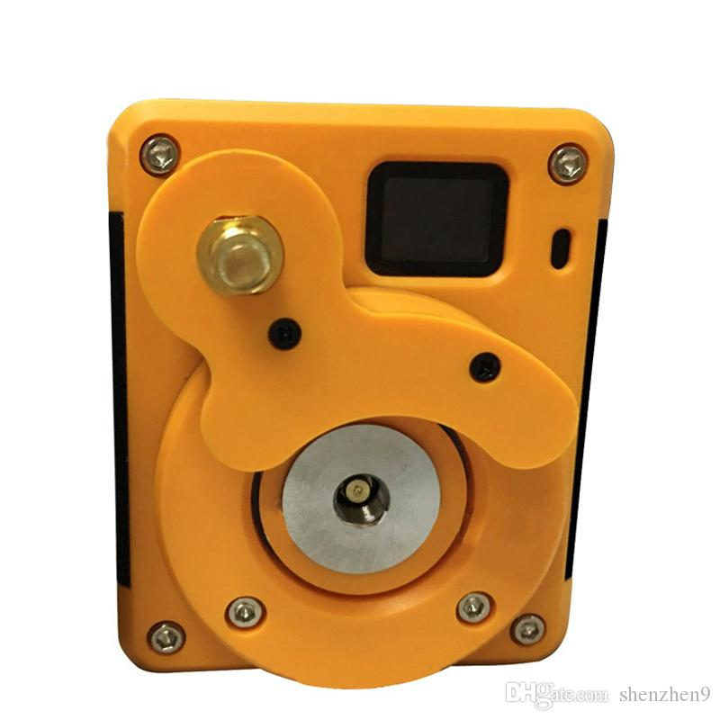 Piloto Vape ohm Meter Reverse Battery Protection Ohm Data Super Ecig Tester Para RDA RBA atomizador reconstruible DHL libre FJ655