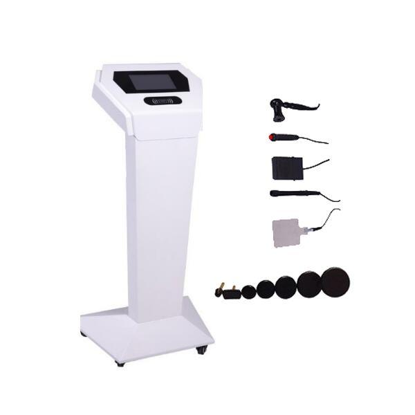 Máquina de radiofrecuencia monopolar RF Unipolar RF para estiramiento facial Rejuvenecimiento de la piel con retiro de barbilla doble para uso de salón de clínica