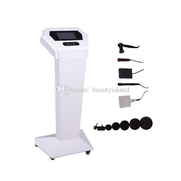 Professional Monopolar RF Unipolar RF Radio Frequency Machine For Face Tightening Double Chin Removal Skin Rejuvenation For Clinic Salon Use