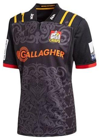 9cdb12e2e52 2019 2018 Chiefs Super Rugby Home Jersey New Zealand Super Chiefs Blues  Hurricanes Crusaders Highlanders Shirts Size S M L XL XXL From  Wangxiaohong07, ...
