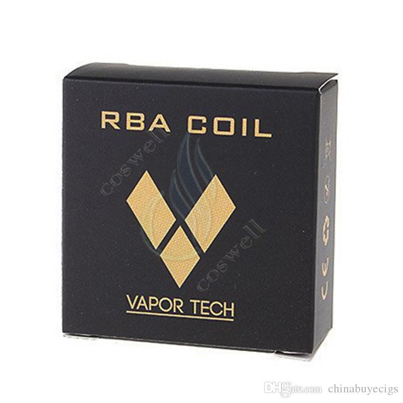 Autentico VAPORE TECH K-A1 Resistenza filo bobina 30 piedi 22 32 awg Gauge KA1 mod vape RDA e atomizzatore sigaretta RBA Vapor fai da te pre bobine DHL