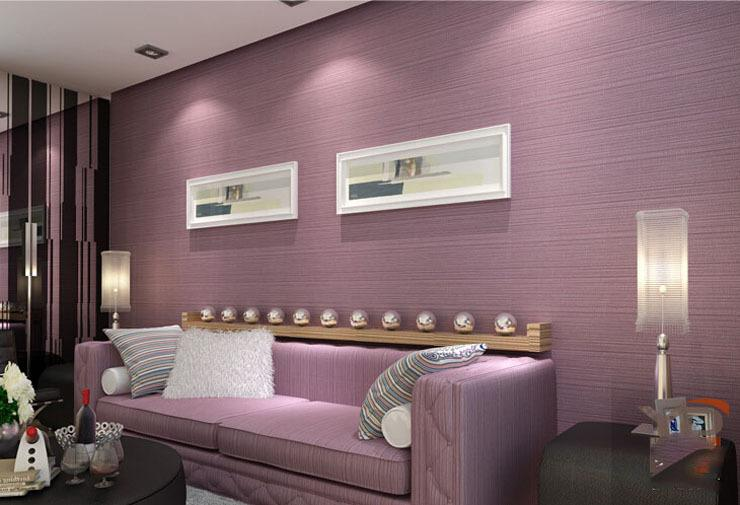 10m beige braun grau rosa lila gestreifte - Grau Weis Gestreifte Tapete