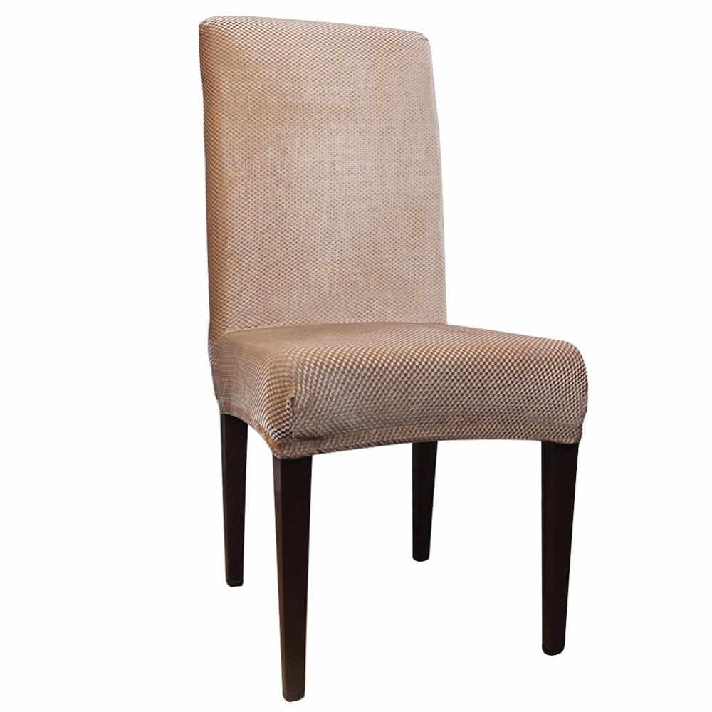 Dining Chair Covers Universal Spandex Strech Chair Covers For Weddings  Decoration Banquet Room Party Home Decor High Quality Chair Covers China  Chair Covers ...
