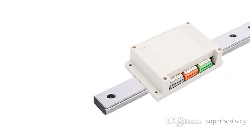 Sonoff 4CH Wifi Smart Switch Universale Interruttore Intelligente Interruttore Interruptor 4 Canali Montaggio Din Rail Smart Home Interruttore Wi-FI OTH722