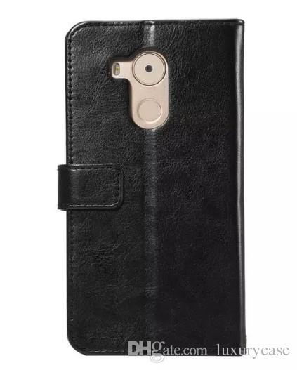 Выбирается Для Huawei Mate 8 Case Стенд Ultra Slim Cover Роскошные Оригинальный Красочные Флип Кошелек Кожаный Чехол Для Huawei Ascend Mate 8