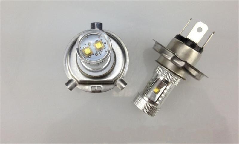 High Power 30W H4 H7 LED Car Light Lamp CREE XB-D LED Car Fog Head The near light Bulbs Auto Car Light LED Fog Light Lamp