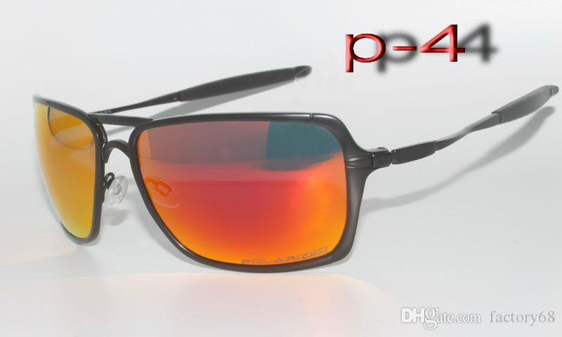 2016 Top Quality Inmate Frame Metal Frame Polarized Lens Outdoor Men Sport Sunglasses With full Package