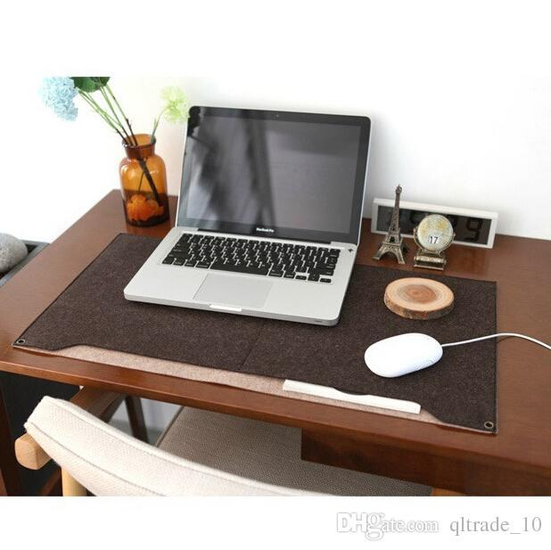 Multifunction Padded Felt Desk Mat Office Table Pad Table Mat Mat