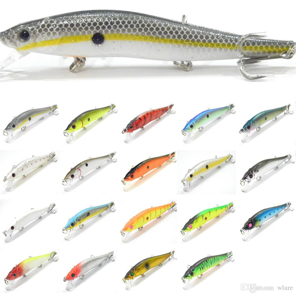 Discount fishing lure minnow crankbait hard bait fresh for Wholesale fishing tackle suppliers and manufacturers