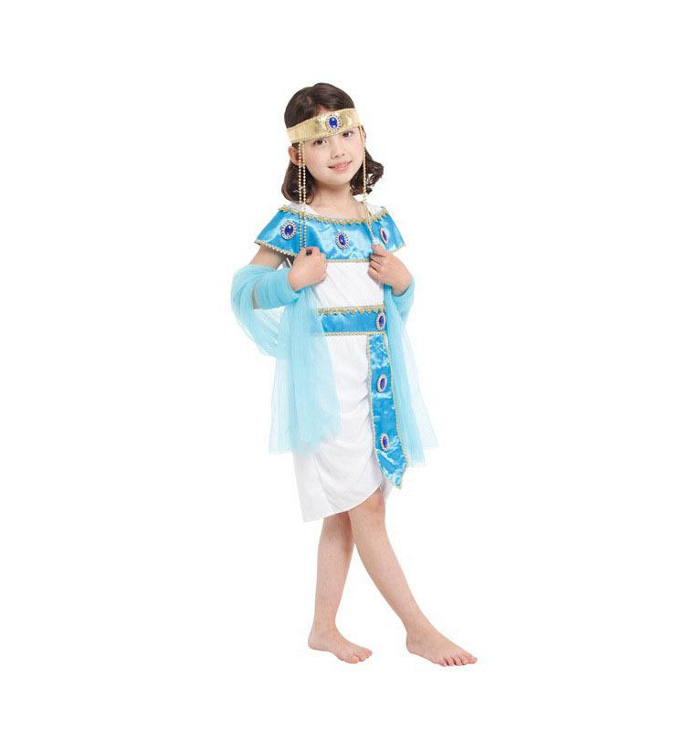 halloween costumes cleopatra costume for children girls prince costumes children party suit including tire aglet dress halloween costume group themes - Halloween Princess Costumes For Toddlers
