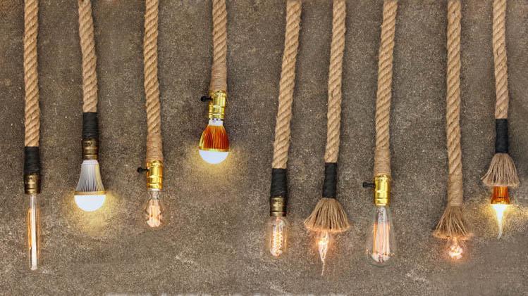 rúd lámpák lelógatásához