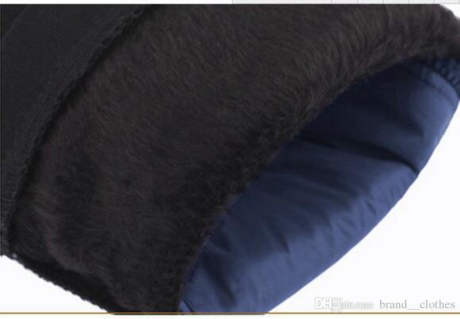 Le donne nella nuova moda inverno Libero programma di vita sottile e velluto ispessimento caldo stretto cucitura grandi cantieri pantaloni di pelle matita. S - 3XL