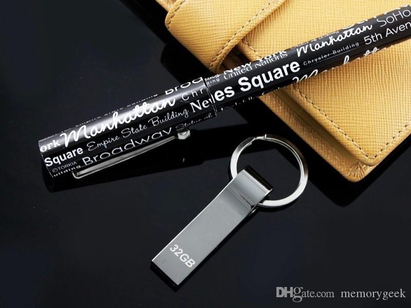 100 % 진짜 원래 8 기가 바이트 16 기가 바이트 32 기가 바이트 64 기가 바이트 열쇠 고리 USB 플래시 드라이브 USB 2.0 USB 스틱 메모리 펜 드라이브 Pendrives 엄지 드라이브 스틱