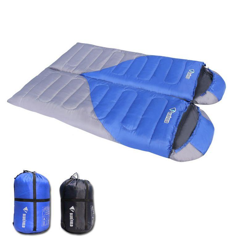 Camping Ultralight Sleeping Bag Waterproof Double Bags Lightweight For Backpacking 3 Seasons Zero Degree Personalized Kids