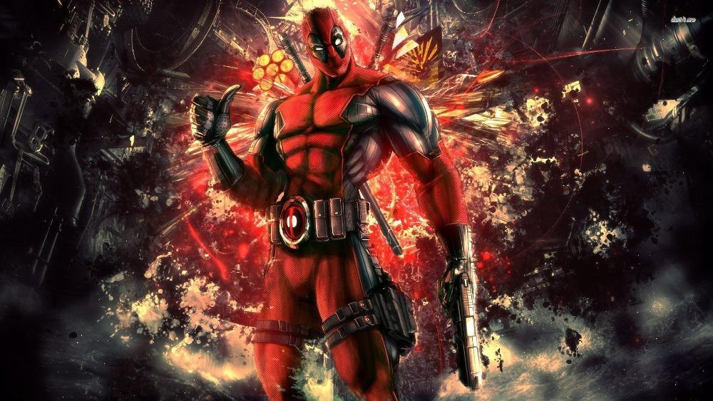 2018 marvel super heroes deadpool poster hd home wall decor custom 2018 marvel super heroes deadpool poster hd home wall decor custom art print silk wallpaper unframed 1325 from gdst1350 1306 dhgate voltagebd Choice Image