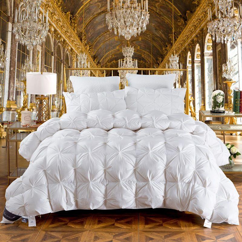 2020 Wholesale Tutubird White Luxury Bread Duvet Filling