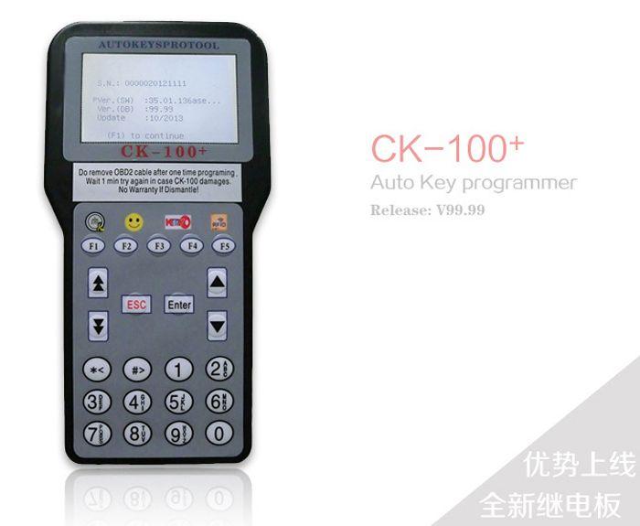 Nuovo arrivo Auto Keys Pro CK100 Programmatore chiave automatico SBB V99.99 Programmatore chiave automatico Silca SFB Le ultime generazioni ck 100 multilingua
