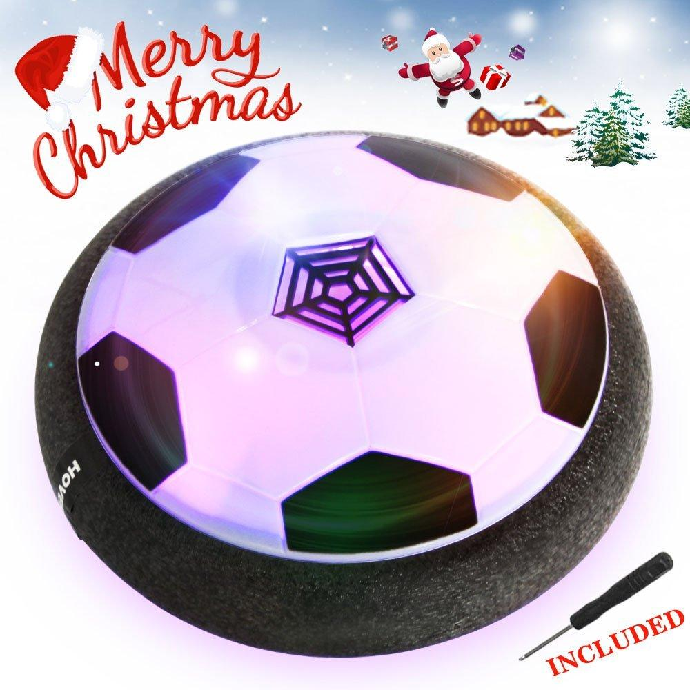 7db2ceae5ddb EpochAir Hover Ball Girl Boy Toys Gifts Hockey Football 2 In 1 Floating  Mini Screwdriver Foam Bumpers Colorful LED Indoor   Outdoor Games Novelty  Meaning In ...