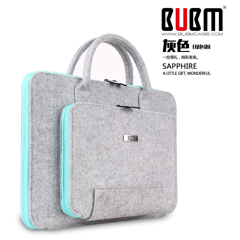 2018 Bubm Fashion Men Women Laptop Bags & Cases Message ...