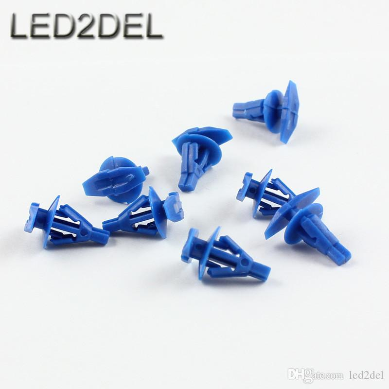 auto car plastic door seal trim retainer rivet light blue for auto car plastic door seal trim retainer rivet light blue for honda toyota subaru mitsubishi weatherstrip fastener clips nylon auto car door seal strip