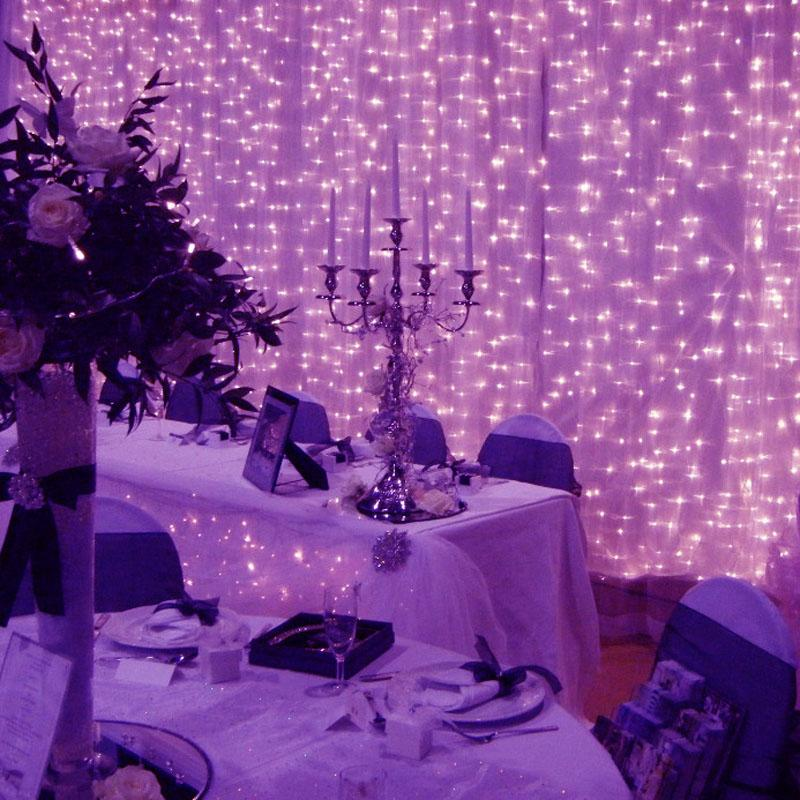 3m X 3m 300 Led Fairy Lights Home Outdoor Holiday