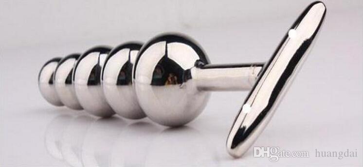 Metalowa zabawka analna ze stali nierdzewnej wtyczka tyłek, produkty do dorosłych, zabawka seksualna dla mężczyzny i kobiety