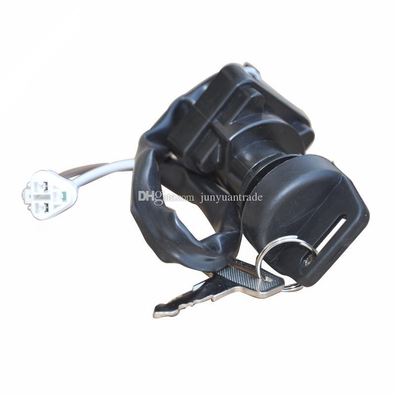 2018 Ignition Key Switch 2 Wire Fit Kawasaki Kvf400 Prairie 400 4x4 ...