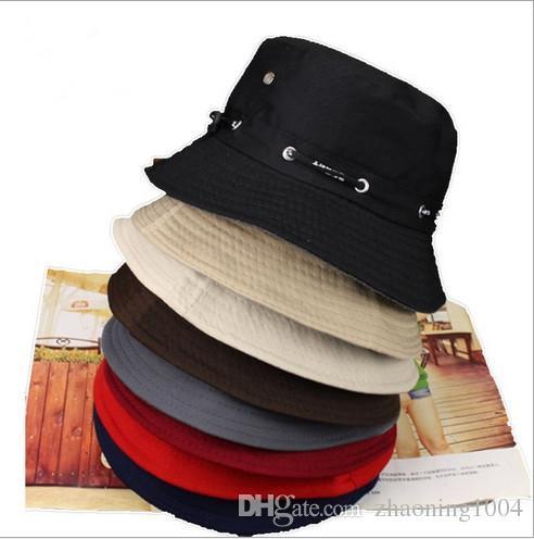 f8a100e2723 Designer Adjustable Foldable Fishing Hat For Adults Mens Women Sport ...