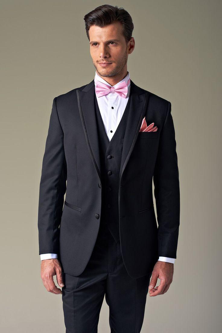 all black suit vest - photo #13