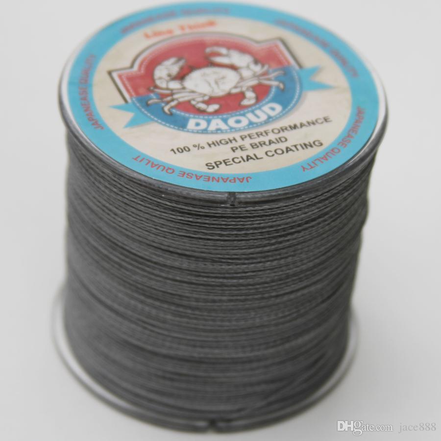 Braided fishing line 500m Multi Color Super Strong Japan Multifilament PE braid line 10 20 30 40 60 80 100LB