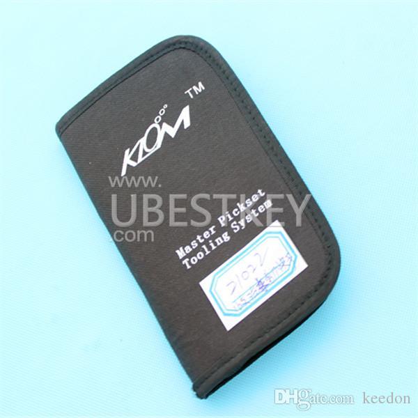 高品質の自動車ロック16セットはさみの欠場手ピックセットプロフェッショナル錠前屋ツールブラックツールバッグ
