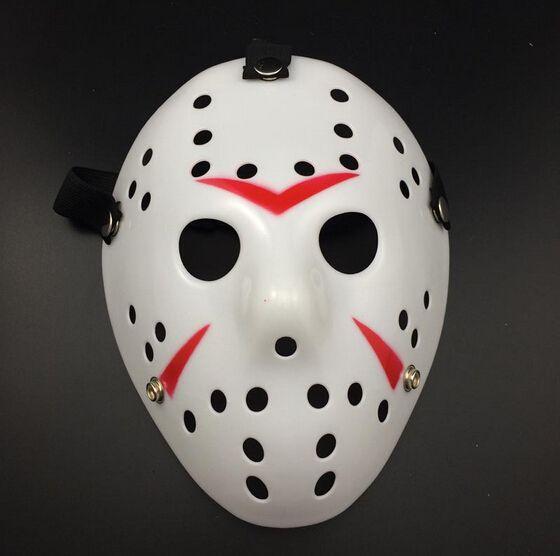 / серия Джейсон Voorhees Джейсон против Freddy хоккейного фестиваля партии маски убийцу маска Хэллоуин маскарад маска B