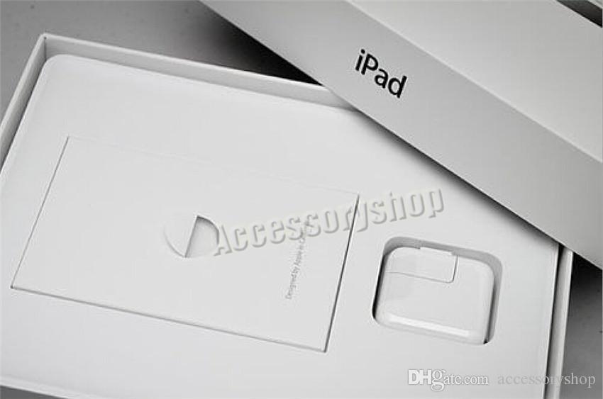 Recuperado Original Apple iPad 2 32GB WIFI 9,7 polegadas IOS A5 Garantia incluído Preto e Branco grátis DHL